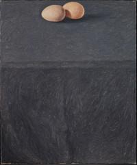 Arikha_two_eggs_1974_marlborough_ga